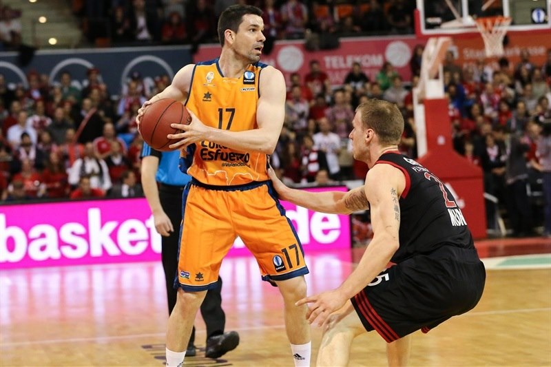 Rafa Martinez - Valencia Basket - EC14 (photo Irene Wepner)