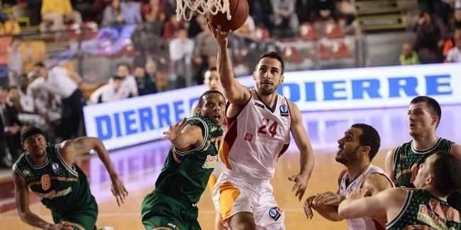 Dinamo Sassari puts Stipcevic at point guard