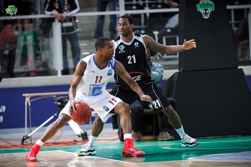 Mike Green - Paris Levallois - EC14 (photo PGE Turow - Jacek Rydecki)