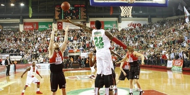 Karsiyaka re-signs high-flying forward Gabriel