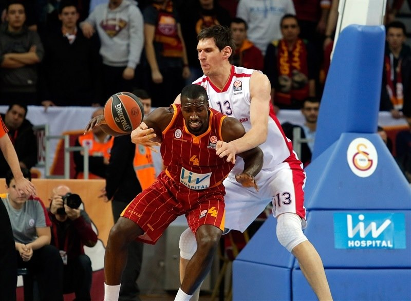 Patric Young - Galatasaray Liv Hospital Istanbul - EB14