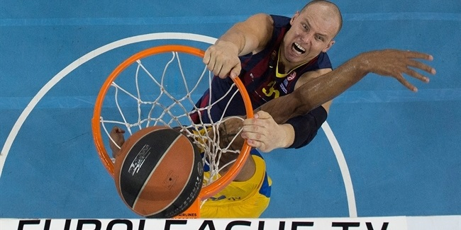 Besiktas JK brings in veteran big man Lampe