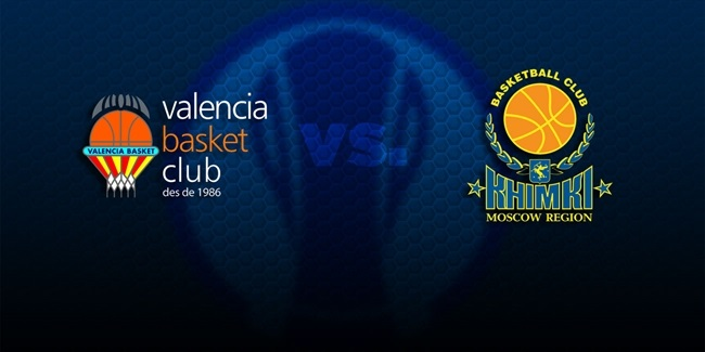 Inside the quarterfinals: Valencia Basket vs Khimki Moscow Region