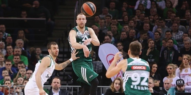 Top 16 Round 10 report: Milaknis buries big shots as Zalgiris claims 100th Euroleague win