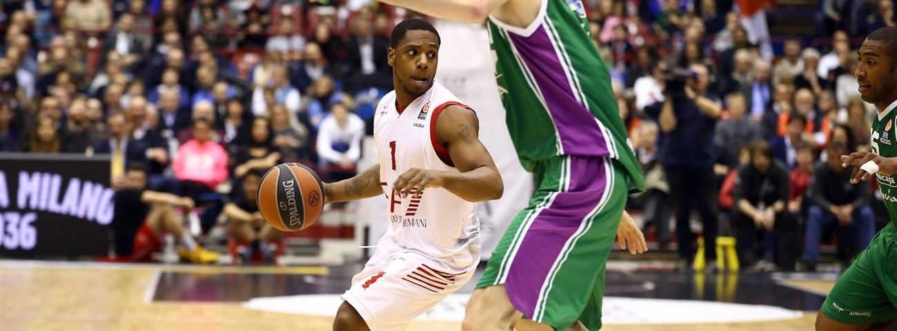 Karsiyaka inks point guard Ragland