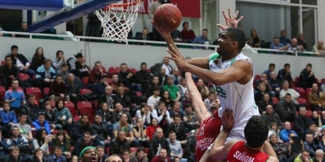 James White, Unics Kazan