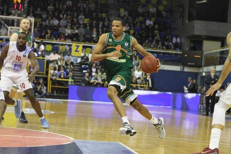 Sammy Mejia - Banvit Bandirma - EC14 (photo Paris Levallois)