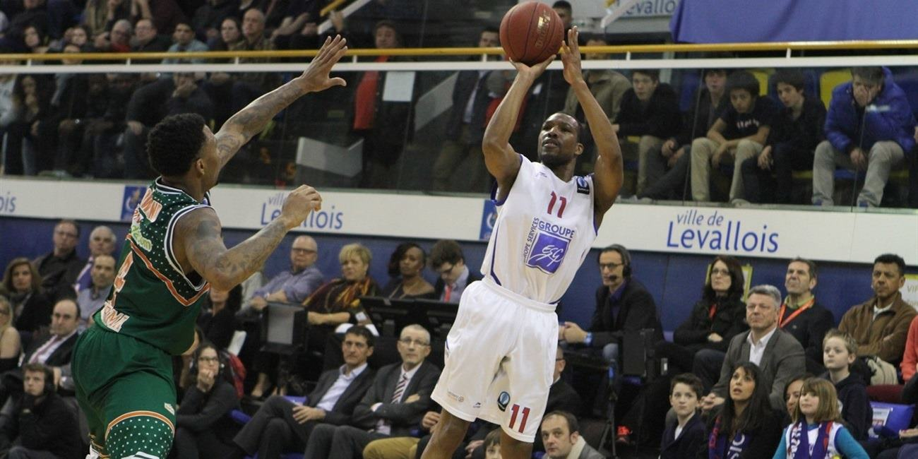 Mike Green - Paris Levallois - EC14 (photo Paris Levallois)