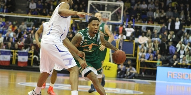 Hapoel Jerusalem puts Rowland at point