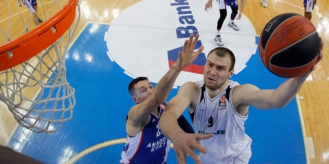 Unics Kazan lands big man Parakhouski