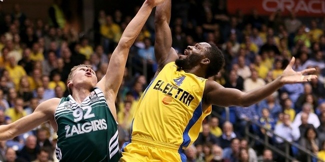 Top 16 Round 11 report: Pargo leads Maccabi to tough win over Zalgiris
