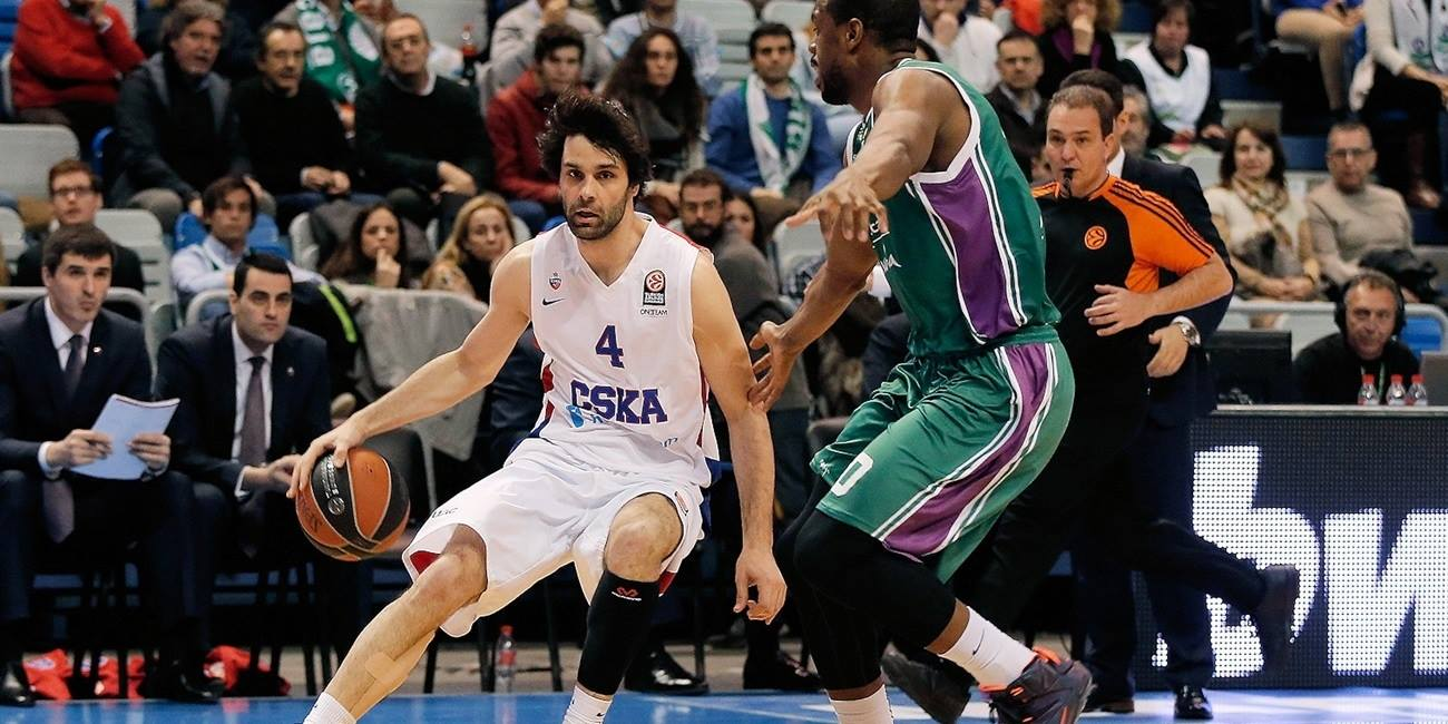 Top 16 Round 11 report: Teodosic leads CSKA to big road win
