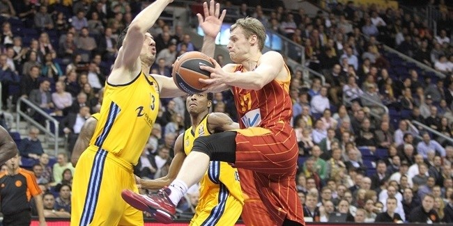 Top 16 Round 11, ALBA Berlin vs. Galatasaray