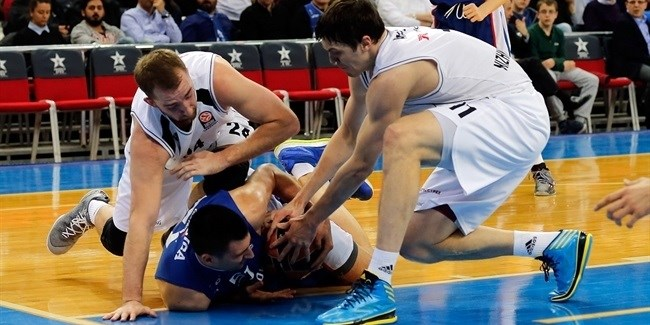 Top 16 Round 11 report: Anadolu Efes gets back on winning track