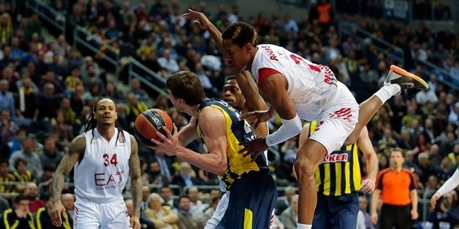 Top 16 Round 11 report: Fenerbahce Ulker claims playoff spot with ninth straight win