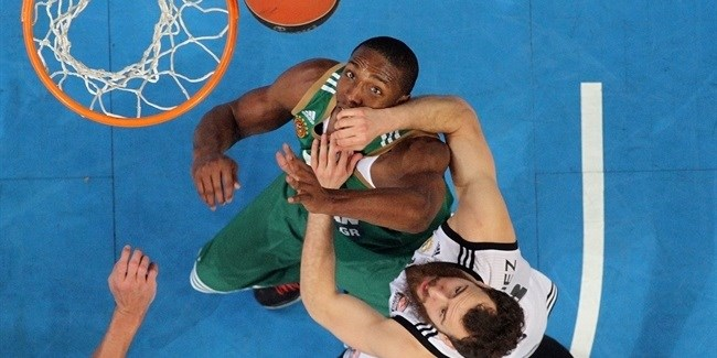 Top 16 Round 11 report: Pappas leads Panathinaikos past Madrid