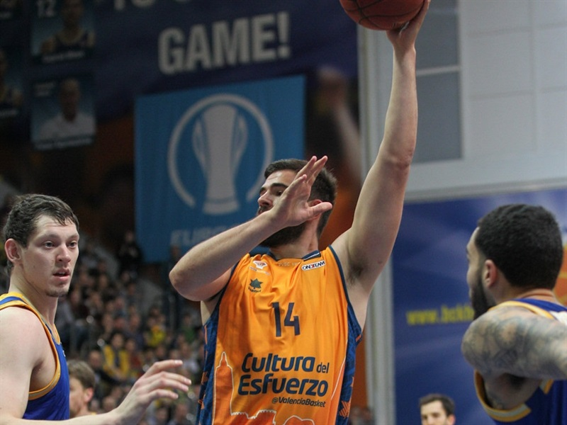Bojan Dubljevic - Valencia Basket - EC14 (photo Khimki - Nikolay Kondakov)