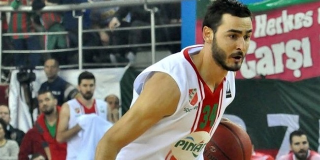 Karsiyaka keeps Senturk for fourth season together
