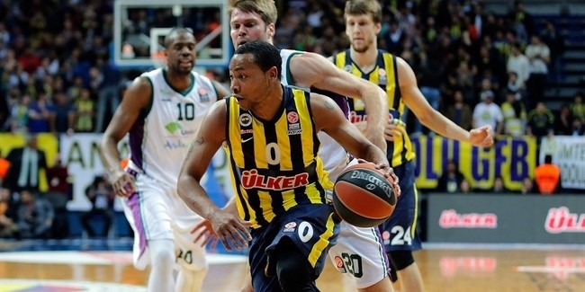 Top 16 Round 12 report: Fenerbahce Ulker 78-63 Unicaja Malaga