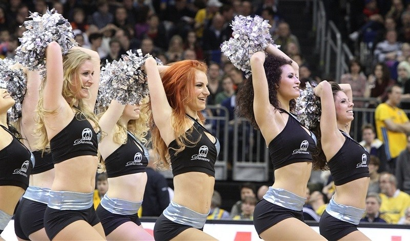 Cheerleaders - ALBA Berlin - EB14