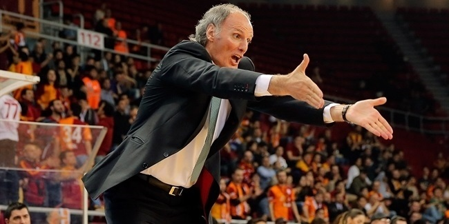 Baskonia and Coach Ivanovic reunite