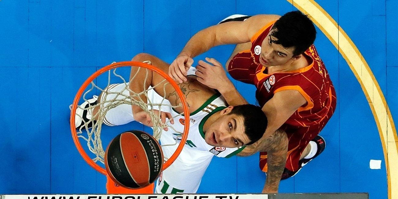 Top 16 Round 12 report: Galatasaray 84-86 Panathinaikos Athens