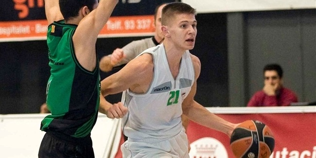 Union Olimpija inks young Mesicek long term