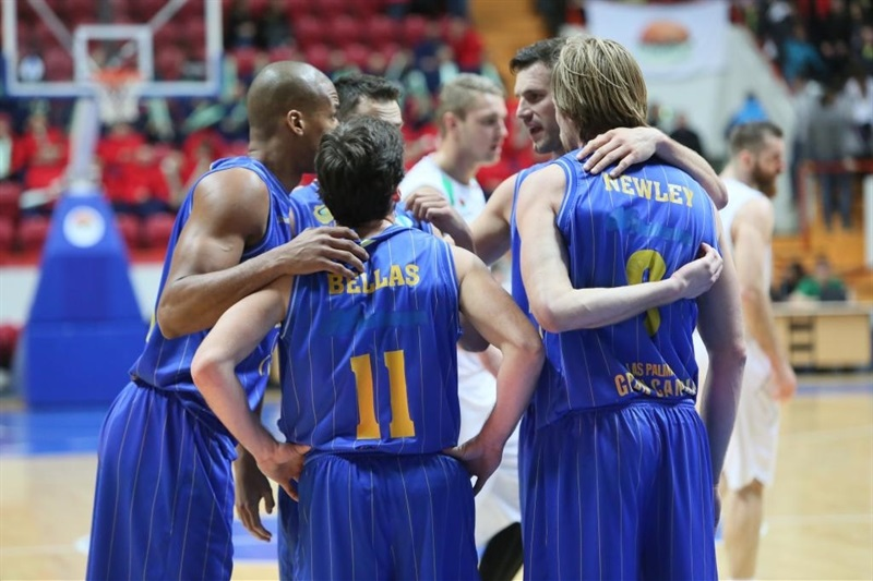 Players Gran Canaria - EC14 (photo Unics - Nurislam Ismagilov)
