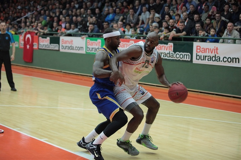 Keith Simmons - Banvit Bandirma - EC14 (photo Banvit)