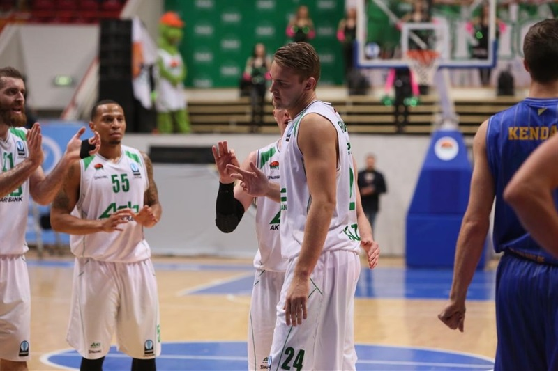 Rolands Freimanis - Unics Kazan - EC14 (photo Unics - Nurislam Ismagilov)