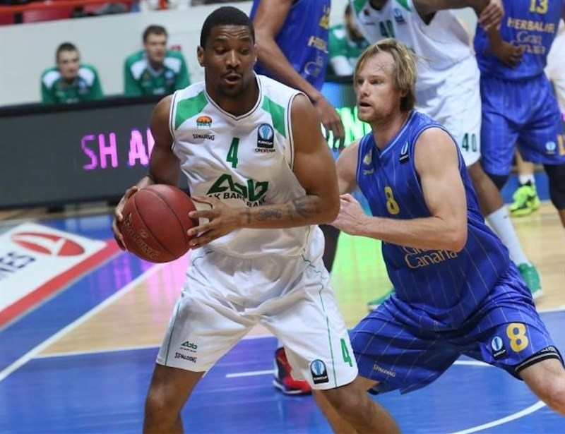 James White - Unics Kazan - EC14 (photo Unics - Nurislam Ismagilov)