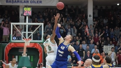 On This Day, 2015: Banvit, first Turkish club to win in semis