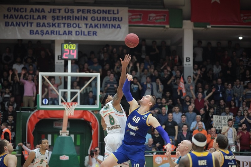 Paul Davis - Khimki Moscow Region - EC14 (photo Banvit)