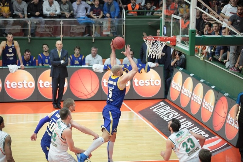 James Augustine - Khimki Moscow Region - EC14 (photo Banvit)