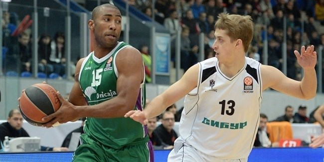 Top 16 Round 13 report: Unicaja breaks club record in road win at Nizhny