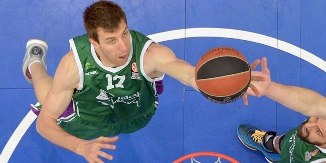 EuroLeague blocked-shots king Vazquez retires