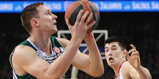 Top 16 Round 13 report: Wild last minute gives Zalgiris final home win, 76-70
