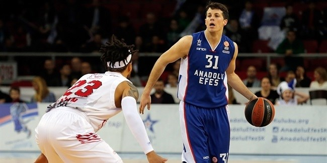 Top 16 Round 13 report: Anadolu Efes rallies behind Heurtel to KO Milan