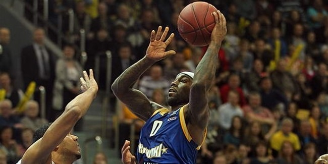 Semifinals, Game 2 co-MVPs: Tyrese Rice and James Augustine, Khimki