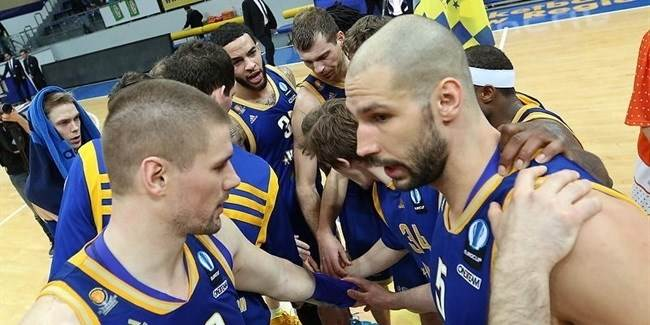 Road to the Finals: Khimki Moscow Region