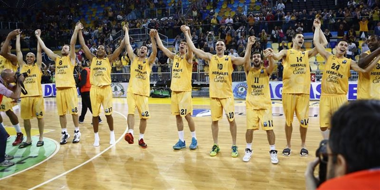 Herbalife Gran Canaria celebrates - EC14 (photo Gran Canaria)