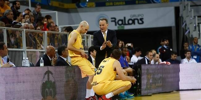 2014-15 Eurocup Coach of the Year: Aito Garcia Reneses, Herbalife Gran Canaria Las Palmas