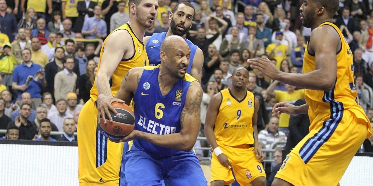 Top 16 Round 14 report: Maccabi claims playoff berth, knocks out ALBA