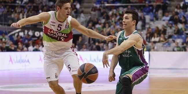 Top 16 Round 14 report: Unicaja eliminates Laboral in Top 16 finale
