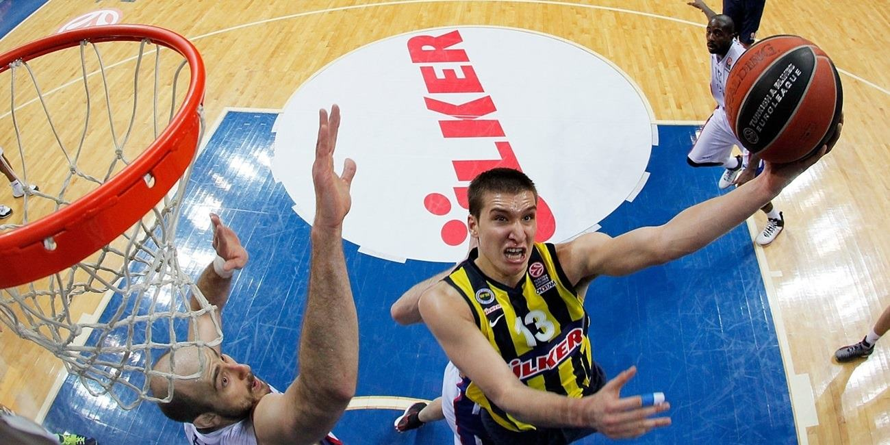 Top 16 Round 14 report: Fenerbahce Ulker downs Efes in Istanbul derby