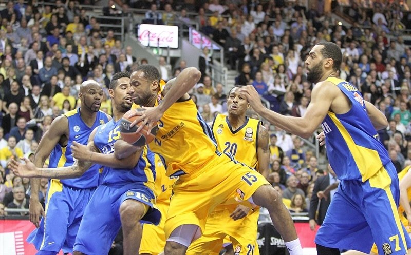 Reggie Redding - ALBA Berlin - EB14