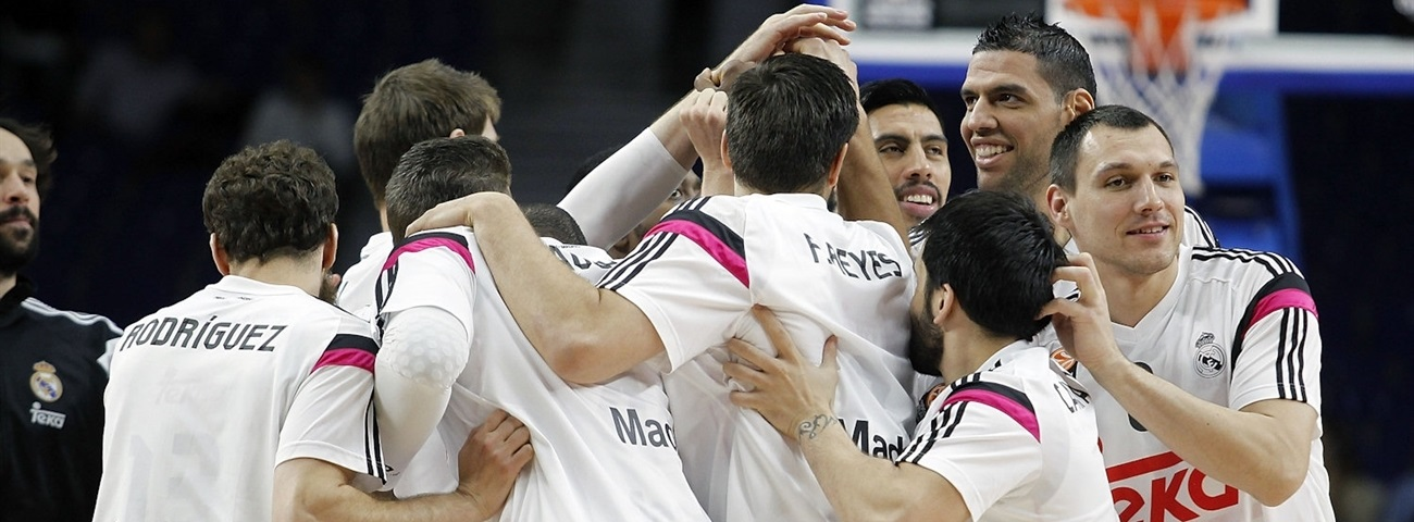 Inside the Playoffs: Real Madrid vs. Anadolu Efes Istanbul