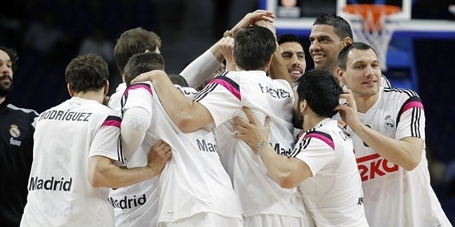 Road to Madrid: Real Madrid