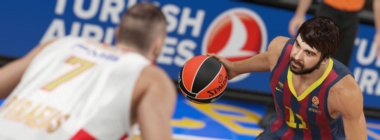 NBA 2K15 updated with 80 new Turkish Airlines Euroleague players