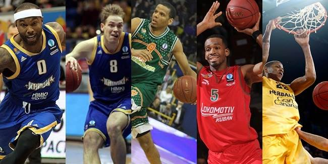 2014-15 All-Eurocup first, second teams announced
